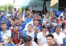 Aficionados de Suchi disfrutaron de la fiesta contra Municipal.