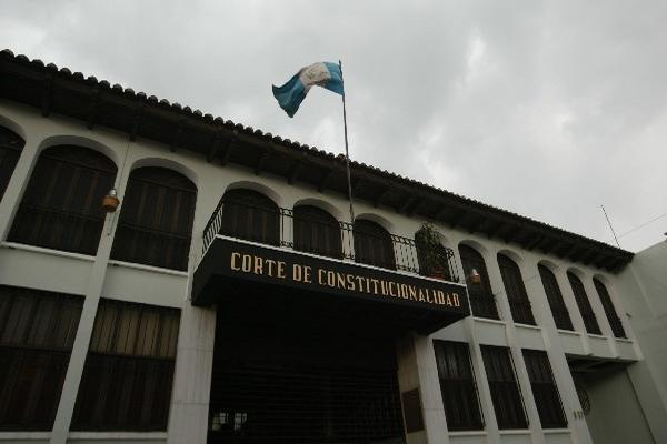 <p>Edificio de la Corte de Constitucionalidad. (Foto Prensa Libre: Archivo)<br></p>
