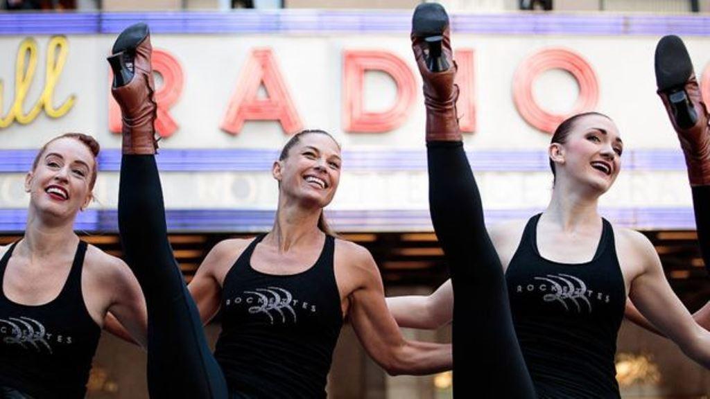 The Rockettes es una compañía de baile con sede en Nueva York. (GETTY IMAGES)
