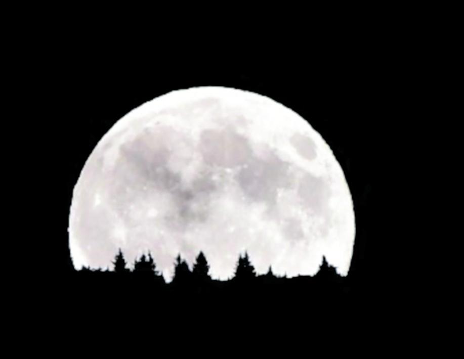 La luna tendrá una apariencia distinta este 31 de enero (Foto: Hemeroteca PL).