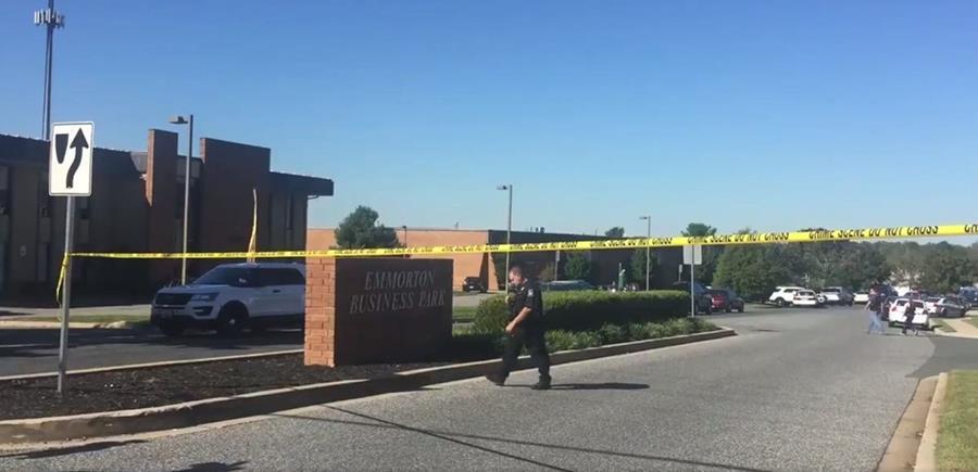 El ataque armado se registró en un parque en Maryland, EE.UU. (Foto Prensa Libre: AFP)