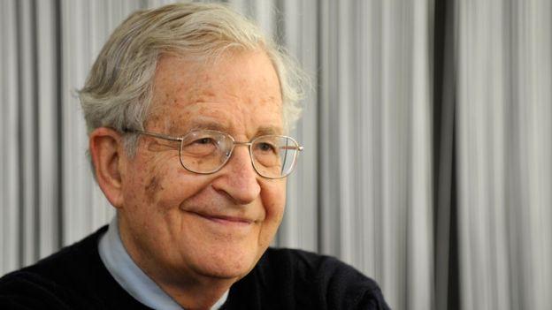 El sociólogo Noam Chomsky es uno de los usuarios de Quora. (AFP)
