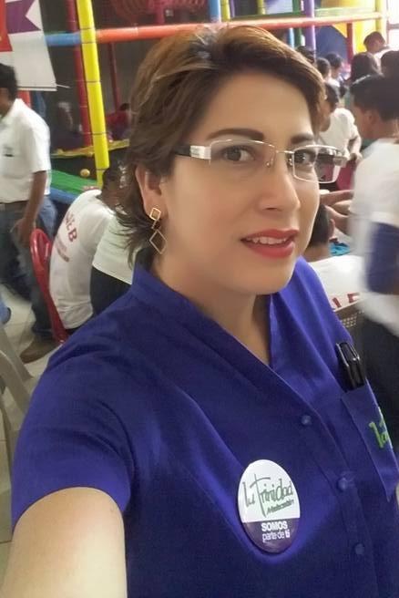 Lindaura Aceituno murió a balazos en Coatepeque, Quetzaltenango. (Foto Prensa Libre: Facebook)