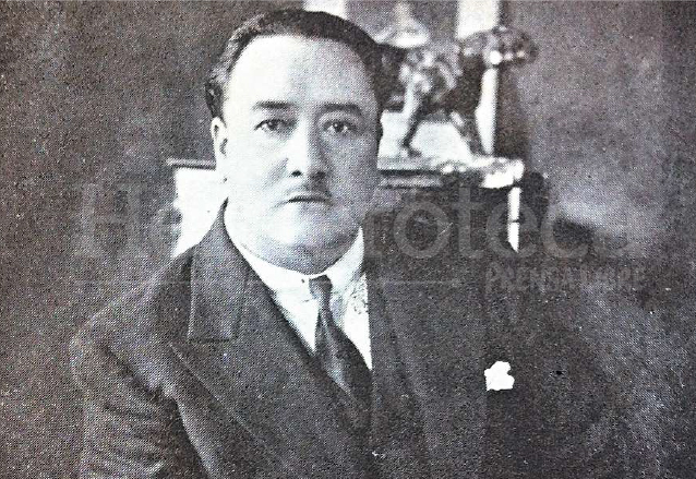 Flavio Herrera nació el 18 de febrero de 1895. (Foto: Hemeroteca PL)