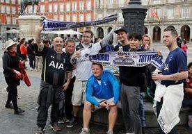 El Real Madrid y el Tottenham se enfrentaron en el Bernabéu.