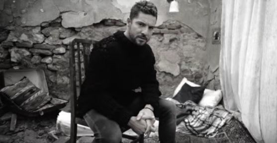 La canción Duele demasiado se incluye en el disco Hijos del mar de David Bisbal. (Foto Prensa Libre: YouTube)