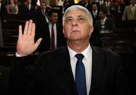 Diputado Armando Melgar estaría siendo investigado por la Unidad de Extinción de Dominio. (Foto Prensa Libre: Hemeroteca PL)