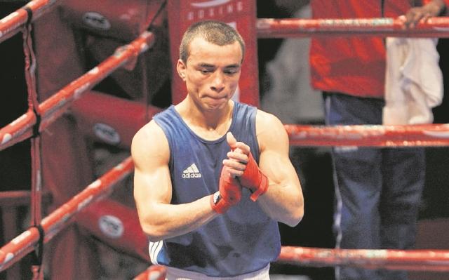 Juan Reyes no logró hacer realidad el sueño de estar en los Olímpicos de Río 2016. (Foto Hemeroteca PL).