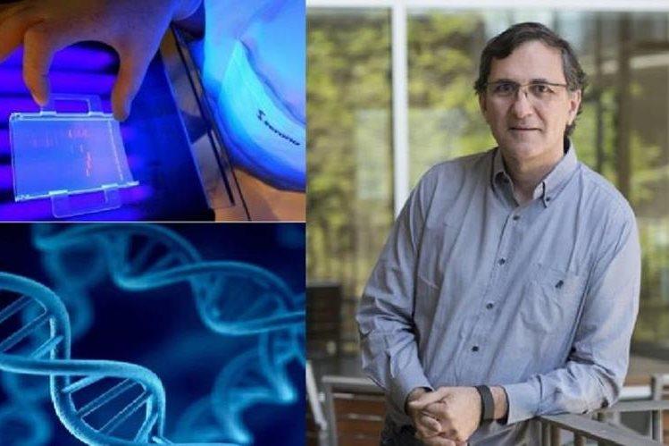 Roberto Elosua destaca el catálogo de mutaciones genéticas.(Foto Prensa Libre:EFE).