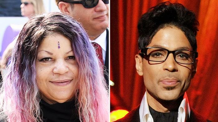 Tyka Nelson es la hermanastra de Prince.