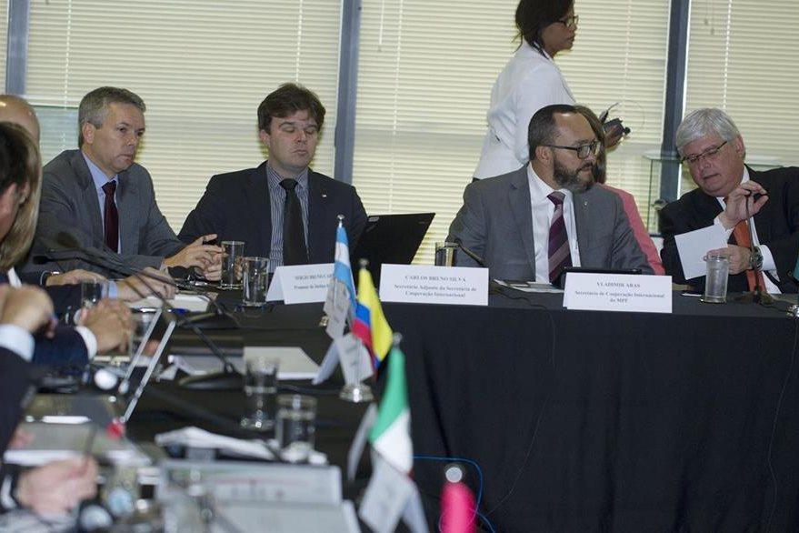 Fiscal General de Venezuela viaja a Brasil por caso Odebrecht
