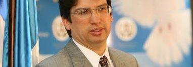 Exministro Rubén Morales. (Foto Prensa Libre: Hemeroteca PL)