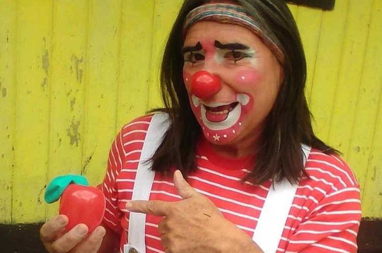 Manzanita dará un show a los niños de escasos recursos del área rural de Xela. (Foto Prensa Libre: Fred Rivera)
