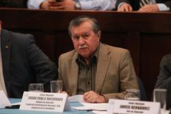 Edgar Ovalle de FCN-NACION, perdió la inmunidad y tiene orden de captura por su supuesta vinculación en el caso Creompaz. (Foto Prensa Libre: HemerotecaPL)