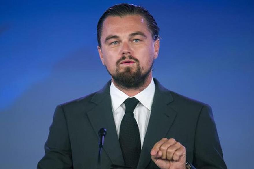 El filme The Revenant en el que participa DiCaprio, está basado en la historia real de Hugh Glass, quien vivió en el siglo XIX, y que fue atacado por un oso y abandonado por cazadores, al creerlo muerto. (Foto Prensa Libre: EFE)