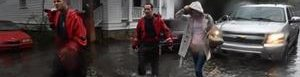 Lluvias causan inundaciones en EEUU.