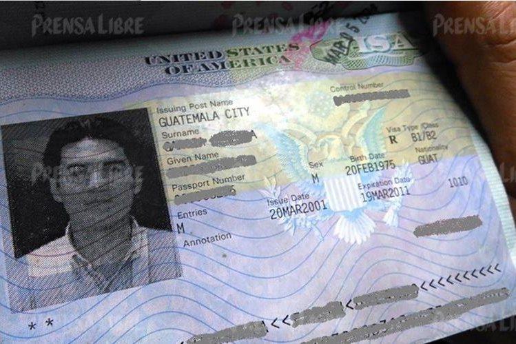 Muchos guatemaltecos solicitan la visa de trabajo para laborar de manera temporal en los Estados Unidos. (Foto Prensa Libre: Hemeroteca PL).