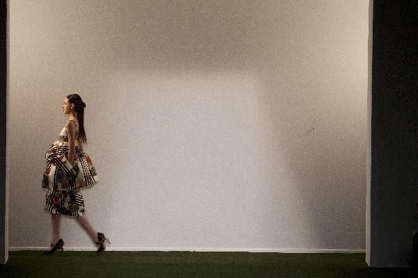 <p>La joven moda brasileña busca abrirse al mundo</p>