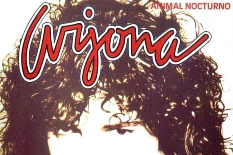 La portada de Animal Nocturno, un disco con 25 años de historia (Foto Prensa Libre: Sony).