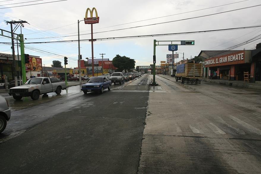 Vista de la Avenida Bolívar en la actualidad. (Foto: Hemeroteca PL)