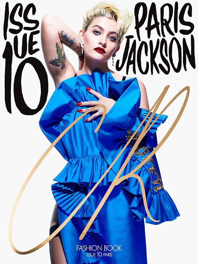 Paris Jackson es considerada una de las grandes promesas de la moda mundial. (Foto Prensa Libre: Tomada de internet).