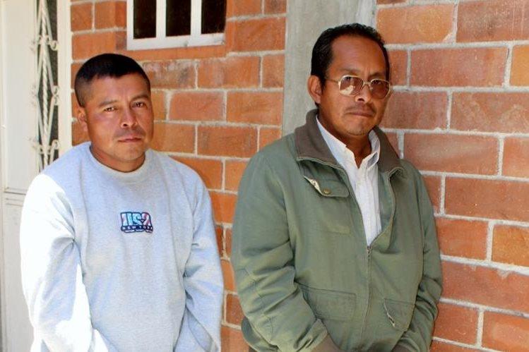Condenados por plagio de menor en Quiché recibieron condena por Tribunal de Sentencia. (Foto Prensa Libre: Óscar Figueroa)