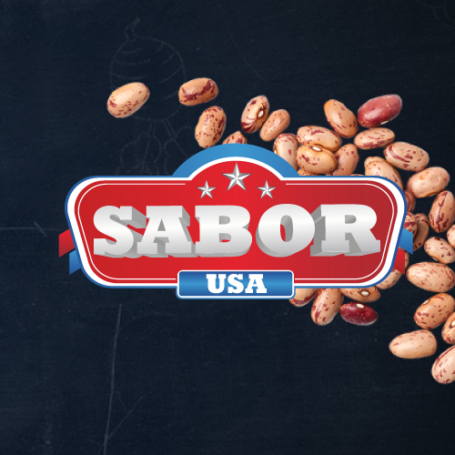 Logo oficial de la feria SABOR USA. (Foto Prensa Libre: www.saborusa.co)