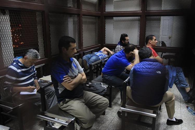 La banda Los Topacio según las autoridades amenazaron e incluso ultimaron a varias de sus víctimas para quedarse con sus propiedades.(Foto Prensa Libre: Hemeroteca PL)
