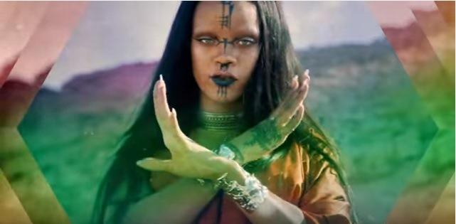 La cantante Rihanna interpreta el tema central de la película Star Trek Beyond. (Foto Prensa Libre: YouTube)