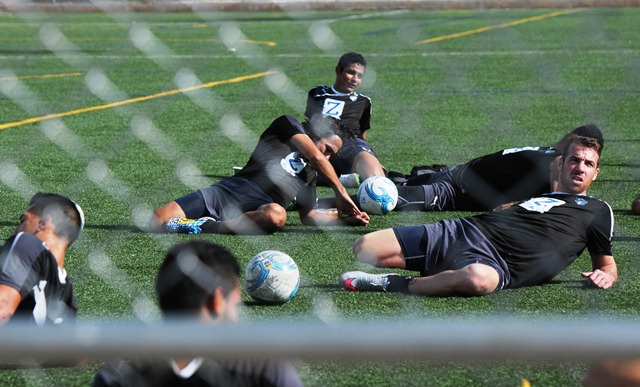 Los cremas esperan volver a levantar el título. (Foto Prensa Libre: Hemeroteca PL)