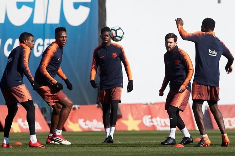 Barcelona-Getafe, en vivo y online — La Liga