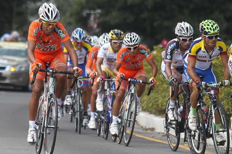 La Vuelta a Guatemala se realizará del 24 de octubre al 1 de noviembre. (Foto Hemeroteca PL).