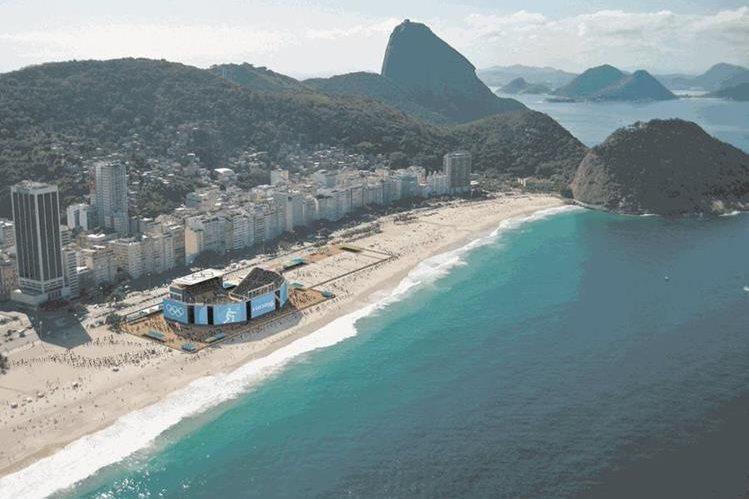 Este año se realizarán los Juegos Olímpicos en Río de Janeiro. (Foto Prensa Libre: Hemeroteca PL)