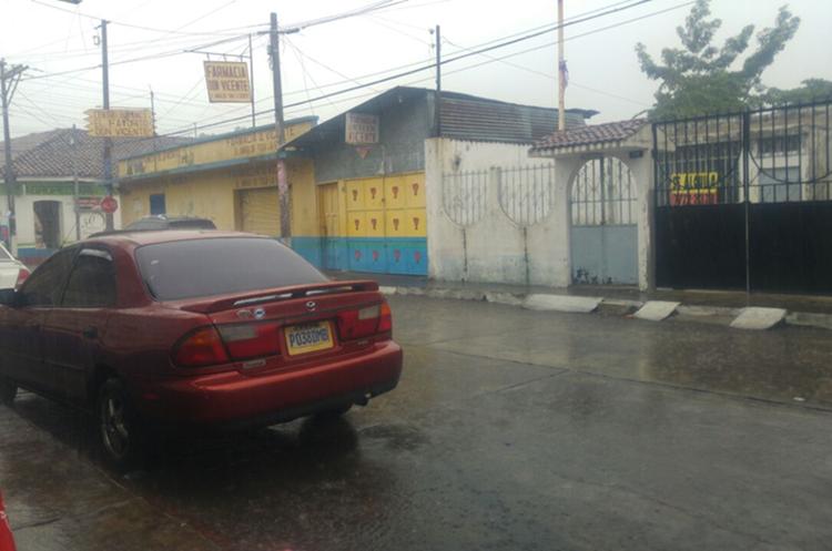 En Retalhuleu, la temporada de lluvias ya comenzó, según el Insivumeh. (Foto Prensa Libre: Rolando Miranda)