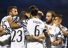 La Juventus muestra su poder de visita