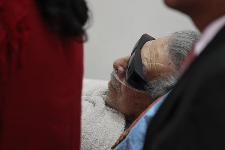 Se reanuda el juicio por genocidio contra el ex dictador Ríos Montt