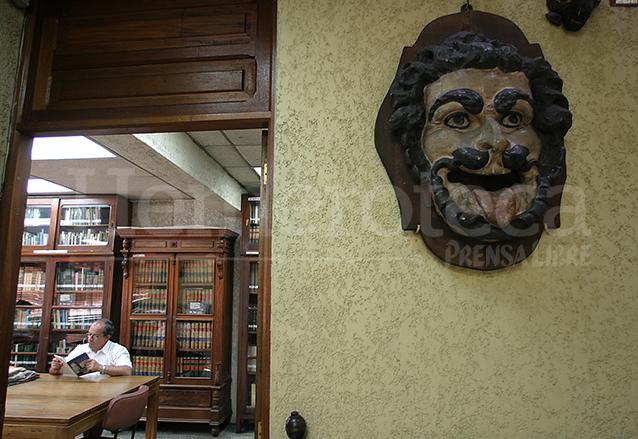 Entrada a la Academia de Geografía e Historia de Guatemala. (Foto: Hemeroteca PL)