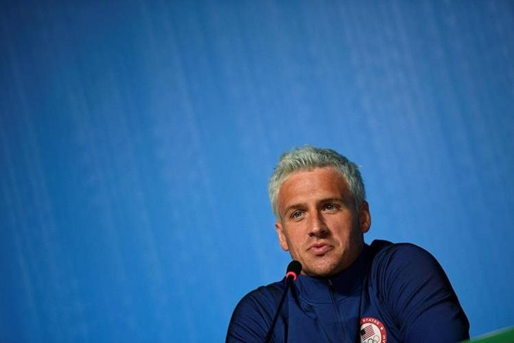 Ryan Lochté afirma que quiere cerrar el capítulo del escándalo de Río de Janeiro. (Foto Prensa Libre: Hemeroteca PL)