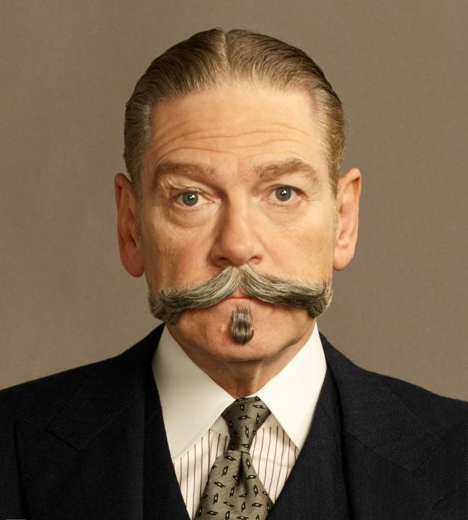 Kenneth Branagh dirige el filme e interpreta a Hércules Poirot.(Foto Prensa Libre: ew.com)