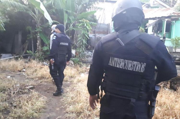 La banda delincuencial operaba en Jutiapa, Jalapa, Chiquimula, Zacapa, El Progreso, Santa Rosa y la capital. (Foto Prensa Libre: PNC)