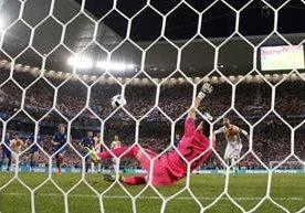 Sergio Ramos falló un penalti y España cayó 2-1 frente a Croacia.