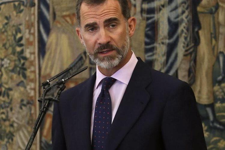 El rey de España convoca de nuevo a partidos españoles para saber si hay candidato. (Foto Prensa Libre: EFE).