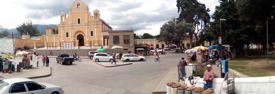 Unas 500 ventas se estima que se instalen en el barrio El Calvario. (Foto Prensa Libre: Fred Rivera)