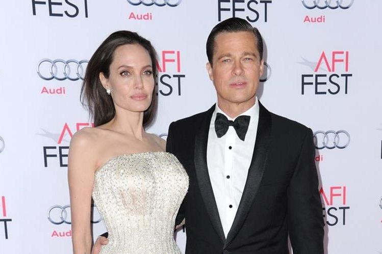 Angelina Jolie y Brad Pitt se separaron después de dos años de matrimonio y más nueve de convivir. (Foto Prensa Libre: AP)