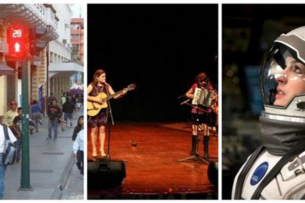 """<p>Exposiciones, Festivales, estrenos de cine y más actividades para disfrutar durante el fin de semana. (Foto Prensa Libre: Archivo)<br _mce_bogus=""""1""""></p>"""