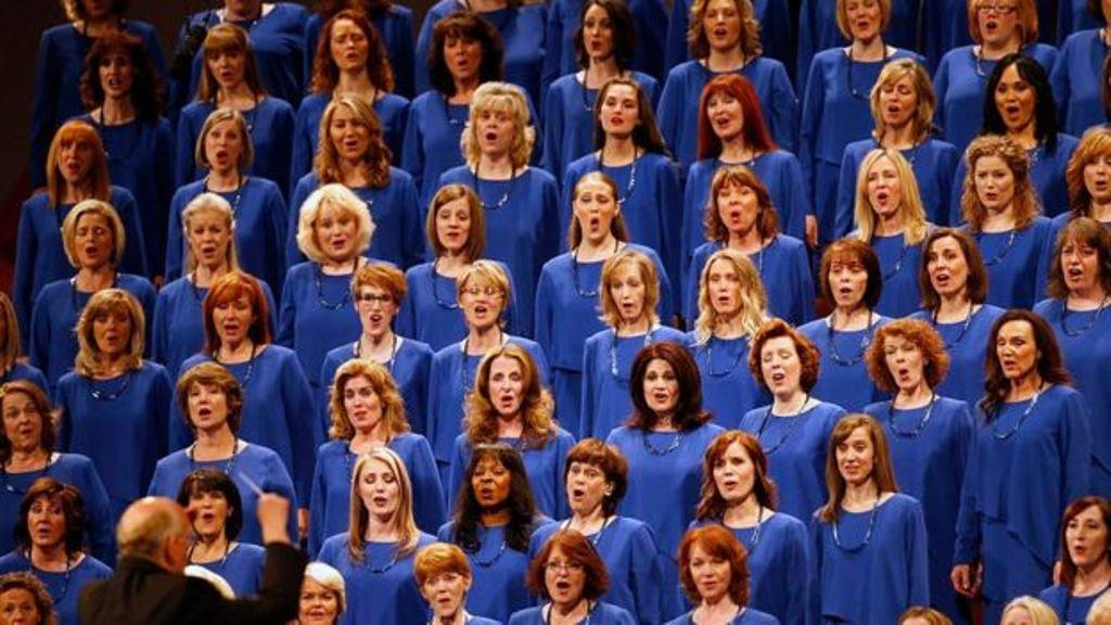 El coro mormón The Mormon Tabernacle se han presentado en varias ceremonias de toma de posesión en EE.UU. (GETTY IMAGES)