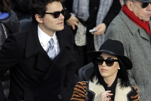 <p>Katy Perry también participó.</p>