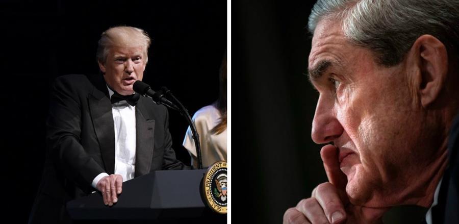 Robert Mueller, exjefe del FBI, fue designado el mes pasado investigador sobre posible injerencia de Rusia y por el cual se señala al presidente Donald Trump. (Foto Prensa Libre: Hemeroteca PL)
