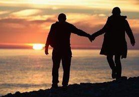 Las relaciones de pareja tienen patrones que puedes ser analizados con matemáticas, afirman expertos. (Foto Prensa Libre: HemerotecaPL)