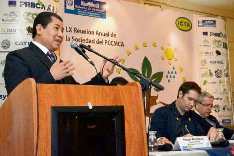 Autoridades del Maga ofrecieron durante la actividad, mayor apoyo al sector.